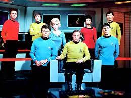 I'm a massive Trek nerd