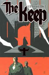 "My favorite novel by F.Paul Wilson. This is the comic book of ""The Keep"""
