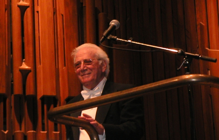 One of my Favorite Composers is Jerry Goldsmith