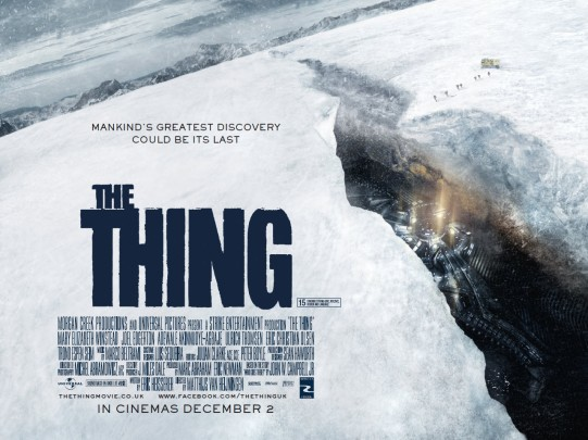 """Image result for the thing prequel"""""""