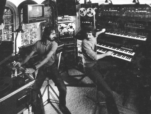 John Carpenter and Alan Howarth