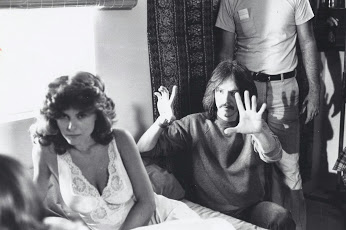 Carpenter & Barbeu on The Fog set