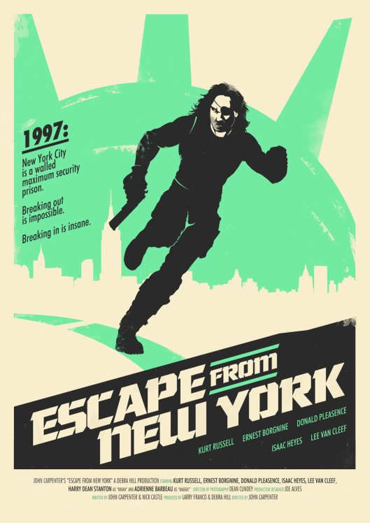 Escape From New York by Rusty Charles