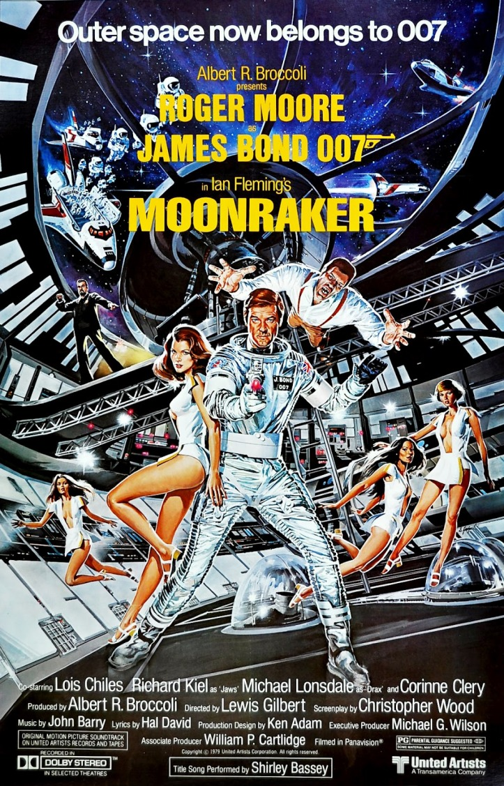 Moonraker (1979) Original