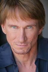 Actor Bill Oberst Jr. (Abraham Lincoln vs Vampires)