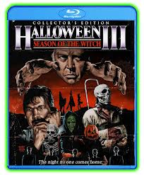 """Halloween III"" from Tommy Lee Wallace and score by John Carpenter"