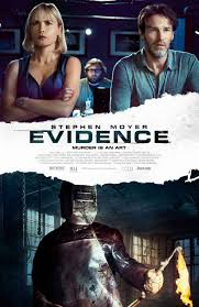 "Radha Mitchell and Stephen Moyer star in ""Evidence"""