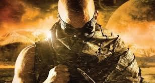"""Vin Diesel as """"Riddick"""""""