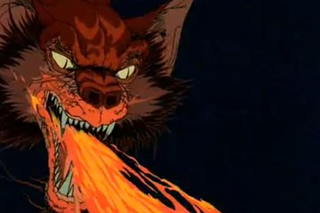 """Smaug"" performed by the late Richard Boone"