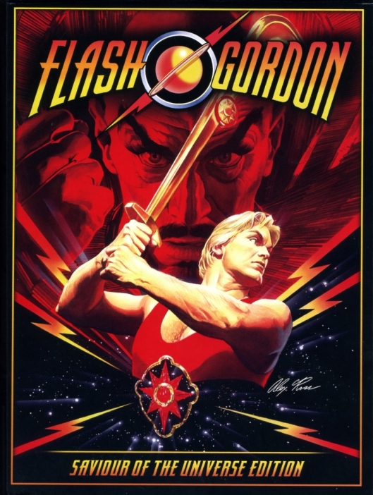 Flash Gordon (1980) US DVD