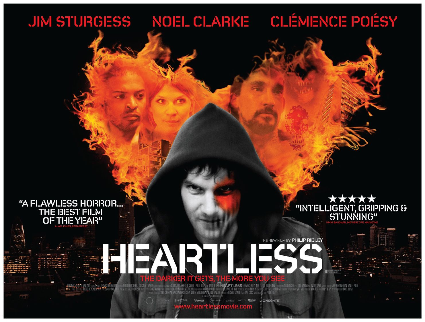 """Brian's Review – """"Heartless"""" (2009) 