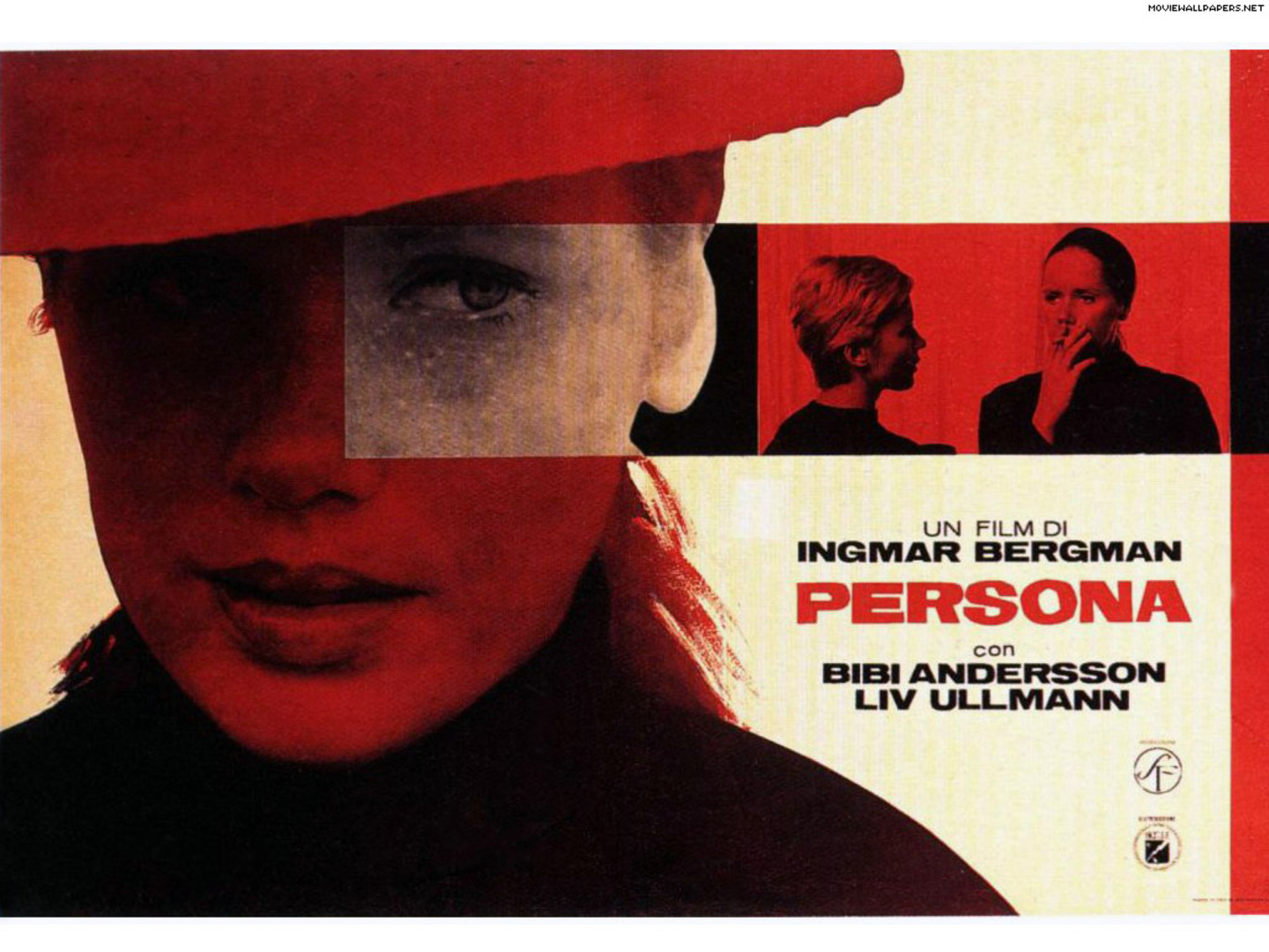 an analysis of persona by bergman #criterionmonth review- persona: bergman's masterful visual feast dares to tackle identity and modernity of the sixties woman criterion month is a massive collaboration across 5 websites in honor of ingmar bergman's 100th birthday and of the films of the criterion collection.