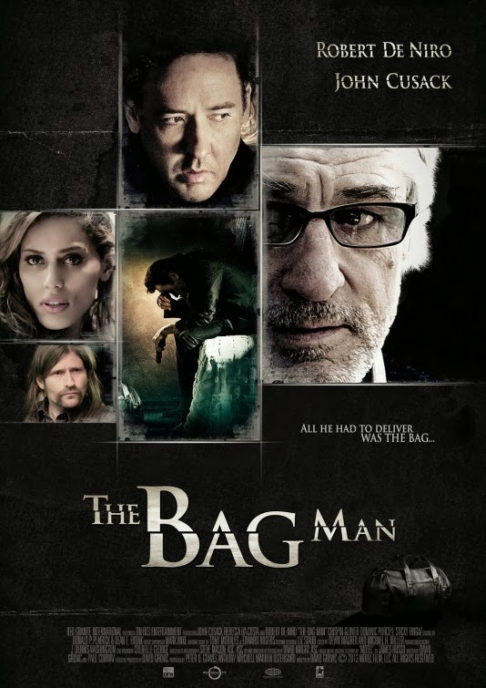 The Bag Man New Poster
