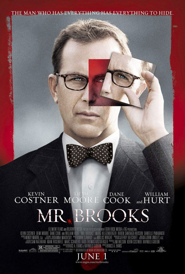 Mr Brooks movie poster