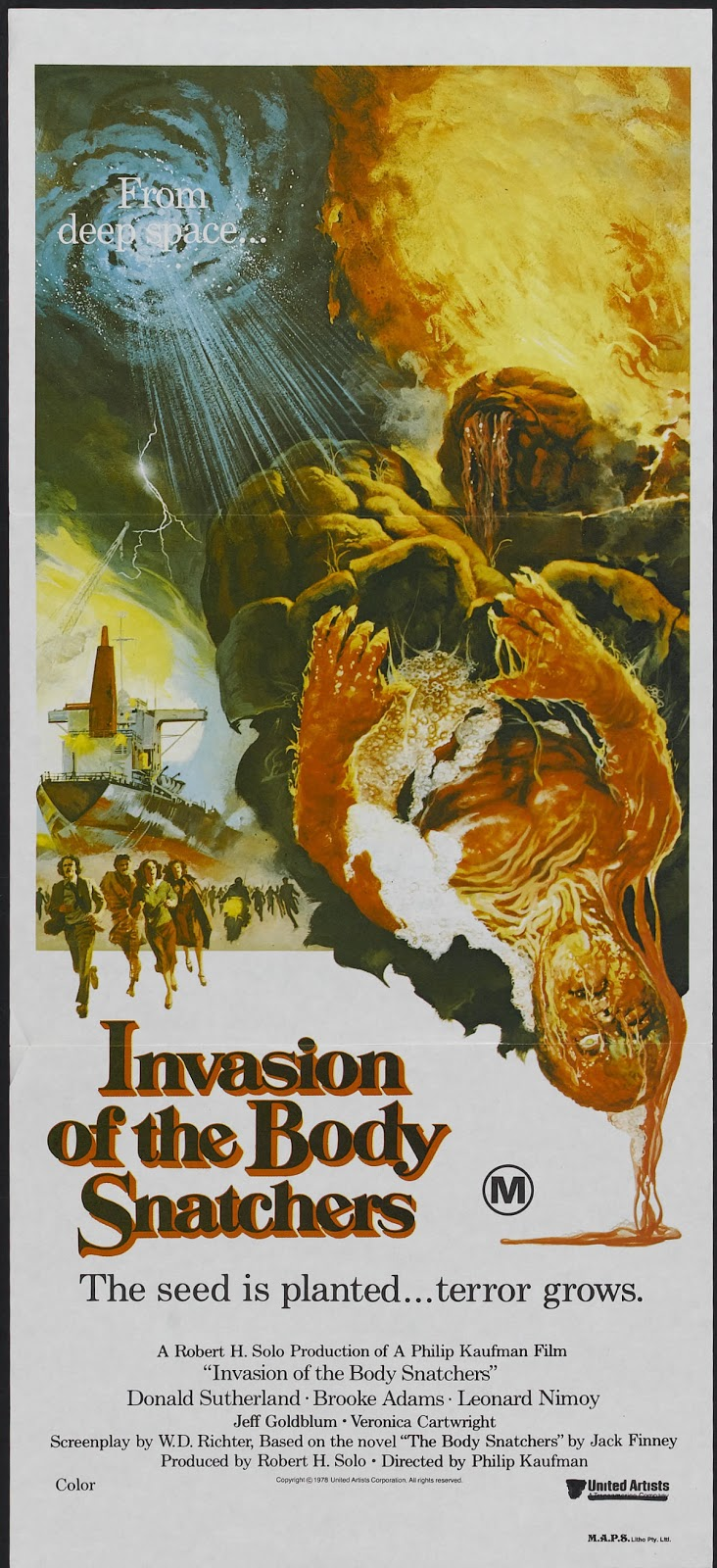 Vic S Review Invasion Of The Body Snatchers 1978