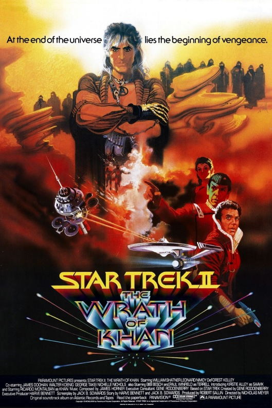 Star Trek II The Wrath Of Khan (1982) 1