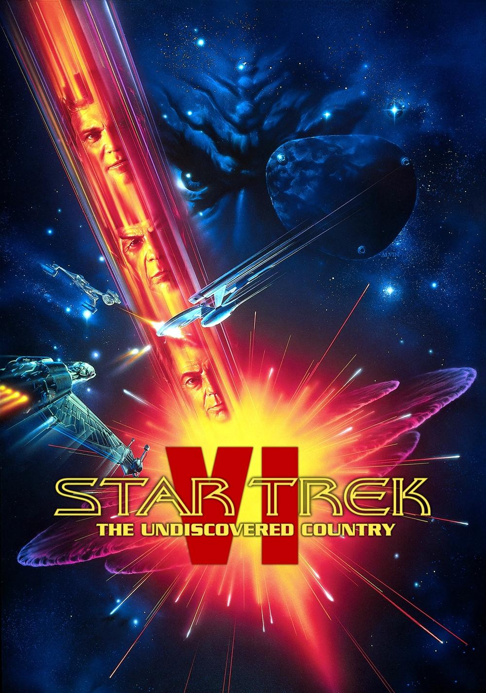 "The ""Star Trek"" Movies Ranked (The Original Crew)"