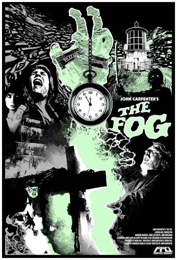 Rare 2 C The Fog Poster