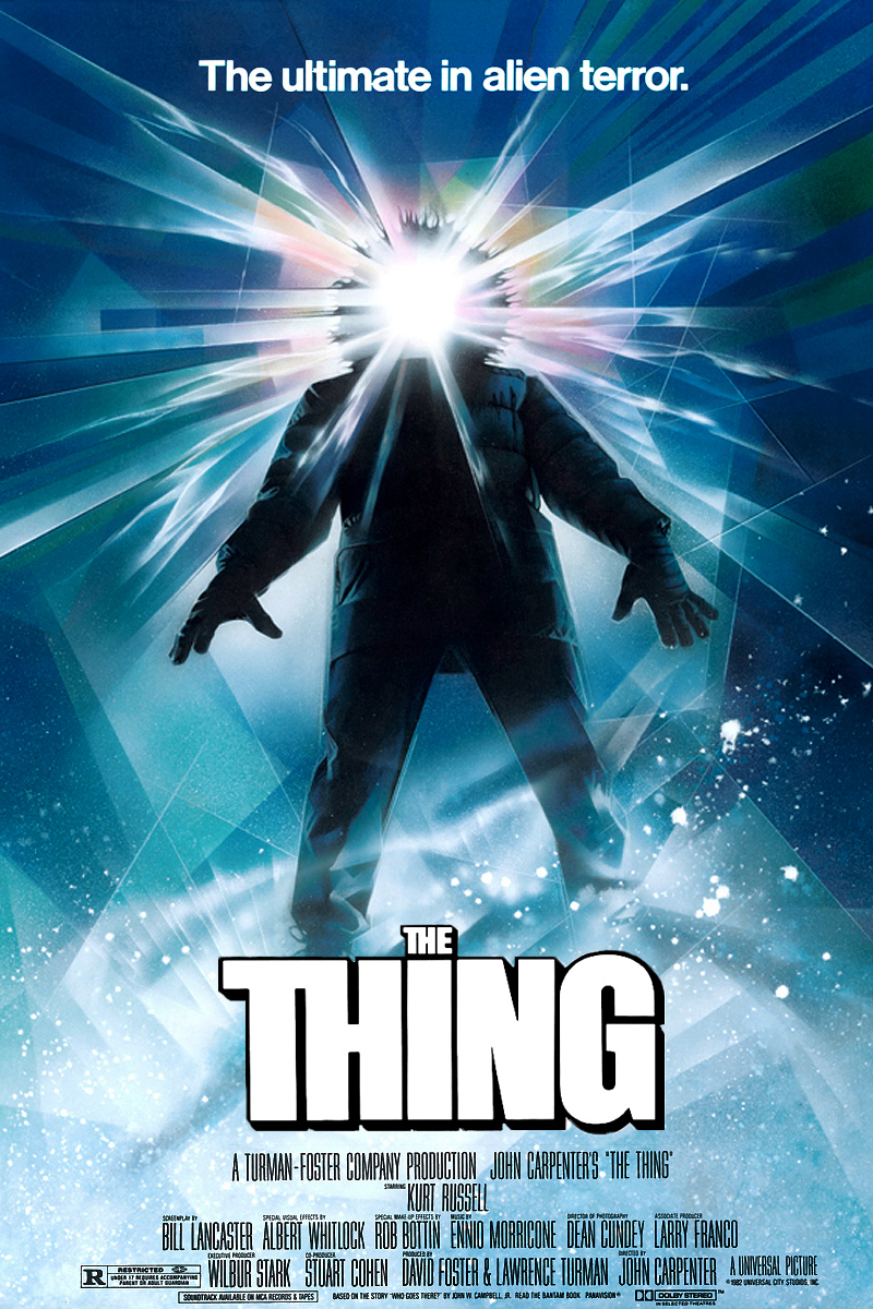Ennio Morricone The Thing