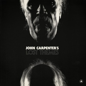 "Cover to  Composer John Carpenter's new CD called ""Lost Themes"""