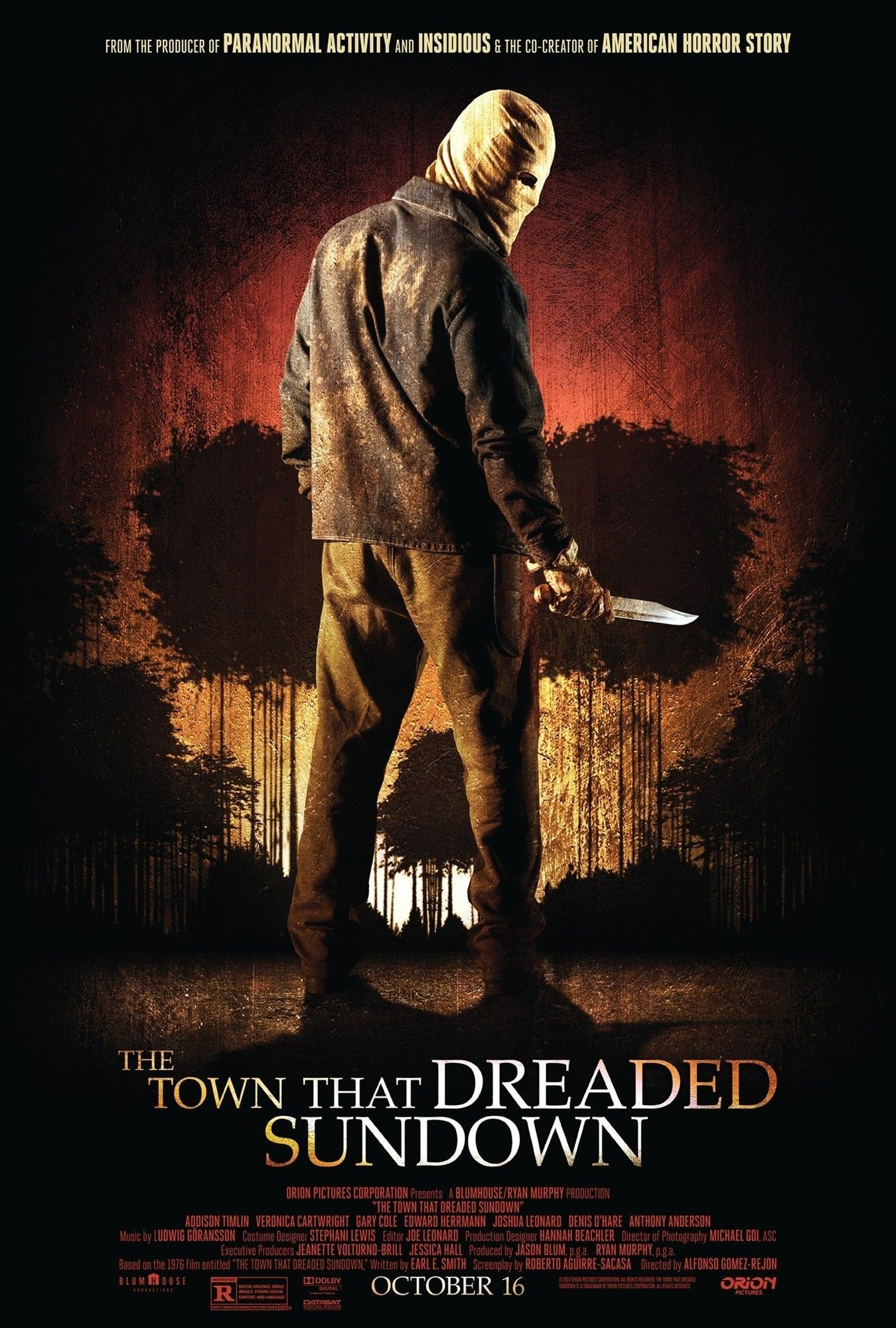 Fragile Flockhart Review Town Dreaded Sundown Pstr