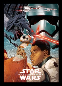 Star Wars The Force Awakens by Manuel Morgado