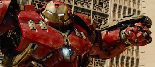 """Hulkbuster"" One guess who's in THAT armor?"