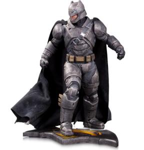 Armored Batman, sculpted by James Marsano
