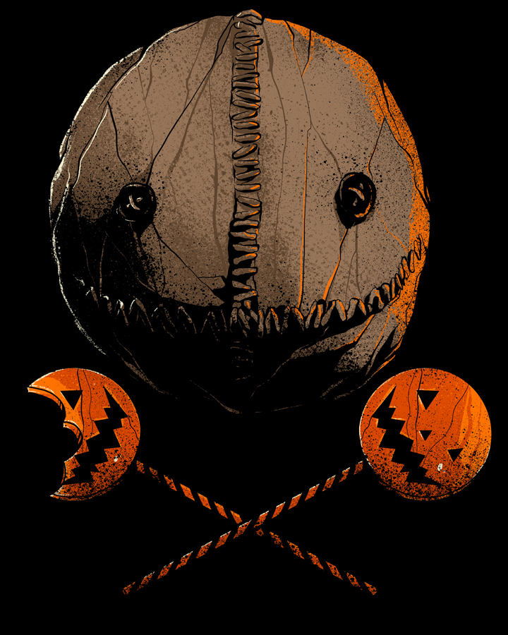Ring in Halloween with Fright-Rags TRICK 'R TREAT Collection
