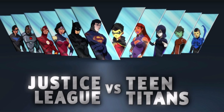 Justice-League-vs.-Teen-Titans-characters